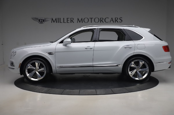 Used 2020 Bentley Bentayga Hybrid for sale $185,900 at Rolls-Royce Motor Cars Greenwich in Greenwich CT 06830 3