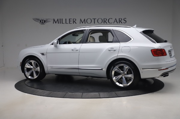 New 2020 Bentley Bentayga Hybrid for sale $226,695 at Rolls-Royce Motor Cars Greenwich in Greenwich CT 06830 4