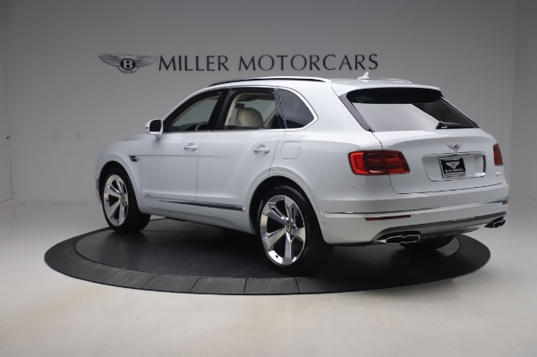 Used 2020 Bentley Bentayga Hybrid for sale $185,900 at Rolls-Royce Motor Cars Greenwich in Greenwich CT 06830 5