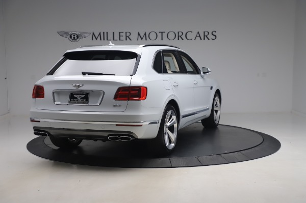New 2020 Bentley Bentayga Hybrid for sale $226,695 at Rolls-Royce Motor Cars Greenwich in Greenwich CT 06830 7