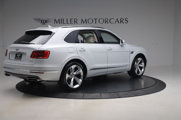 New 2020 Bentley Bentayga Hybrid for sale $226,695 at Rolls-Royce Motor Cars Greenwich in Greenwich CT 06830 8