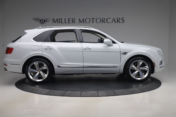 Used 2020 Bentley Bentayga Hybrid for sale $185,900 at Rolls-Royce Motor Cars Greenwich in Greenwich CT 06830 9