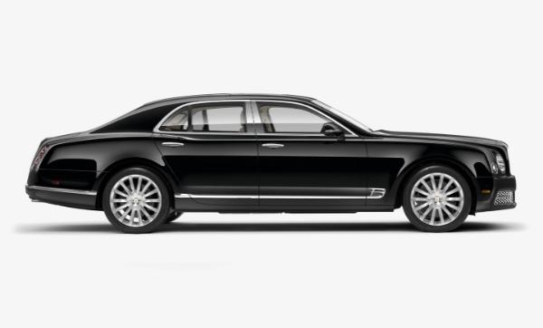 New 2020 Bentley Mulsanne for sale $356,970 at Rolls-Royce Motor Cars Greenwich in Greenwich CT 06830 2