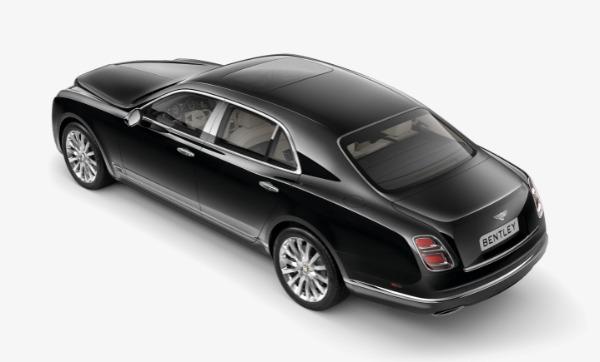 New 2020 Bentley Mulsanne for sale $356,970 at Rolls-Royce Motor Cars Greenwich in Greenwich CT 06830 4