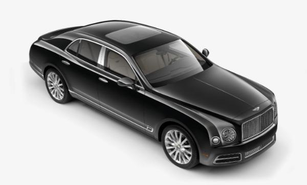 New 2020 Bentley Mulsanne for sale $356,970 at Rolls-Royce Motor Cars Greenwich in Greenwich CT 06830 5