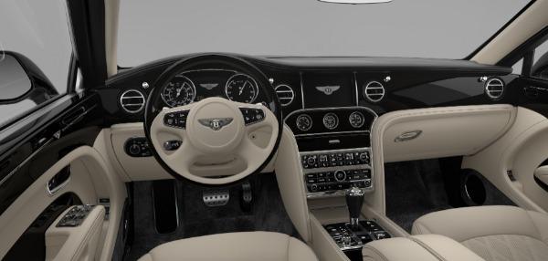 New 2020 Bentley Mulsanne for sale $356,970 at Rolls-Royce Motor Cars Greenwich in Greenwich CT 06830 6