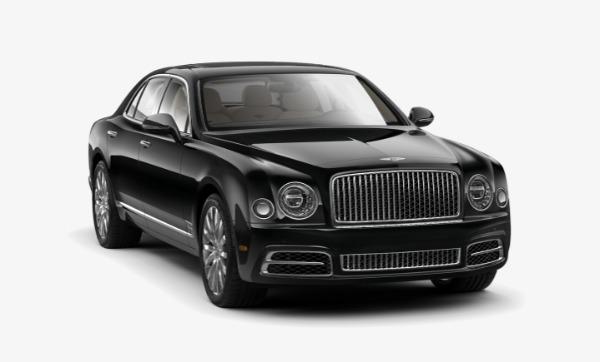 New 2020 Bentley Mulsanne for sale $356,970 at Rolls-Royce Motor Cars Greenwich in Greenwich CT 06830 1
