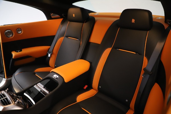 New 2020 Rolls-Royce Wraith for sale $405,625 at Rolls-Royce Motor Cars Greenwich in Greenwich CT 06830 15