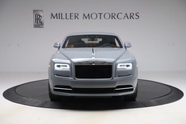 New 2020 Rolls-Royce Wraith for sale $405,625 at Rolls-Royce Motor Cars Greenwich in Greenwich CT 06830 2