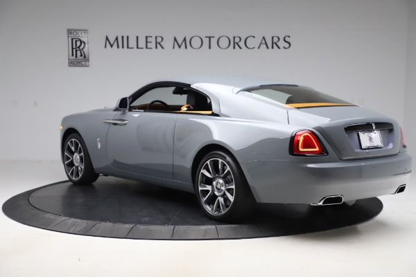 New 2020 Rolls-Royce Wraith for sale $405,625 at Rolls-Royce Motor Cars Greenwich in Greenwich CT 06830 4