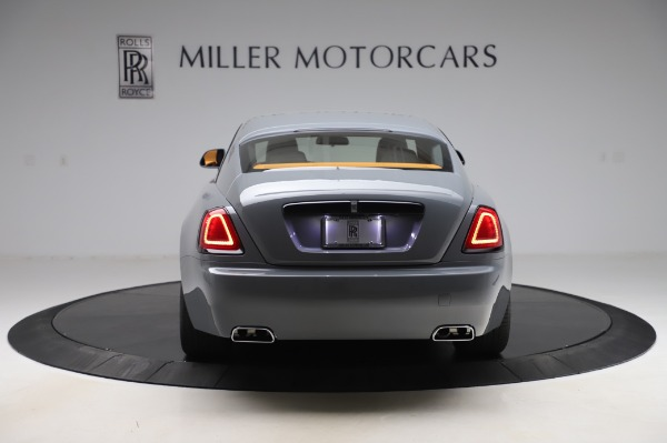New 2020 Rolls-Royce Wraith for sale $405,625 at Rolls-Royce Motor Cars Greenwich in Greenwich CT 06830 5