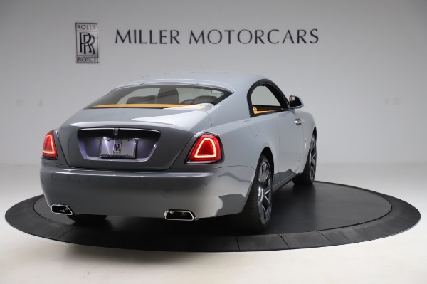 New 2020 Rolls-Royce Wraith for sale $405,625 at Rolls-Royce Motor Cars Greenwich in Greenwich CT 06830 6