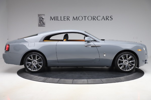 Used 2020 Rolls-Royce Wraith for sale $359,900 at Rolls-Royce Motor Cars Greenwich in Greenwich CT 06830 7