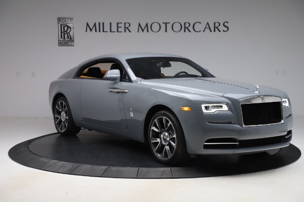 New 2020 Rolls-Royce Wraith for sale $405,625 at Rolls-Royce Motor Cars Greenwich in Greenwich CT 06830 8