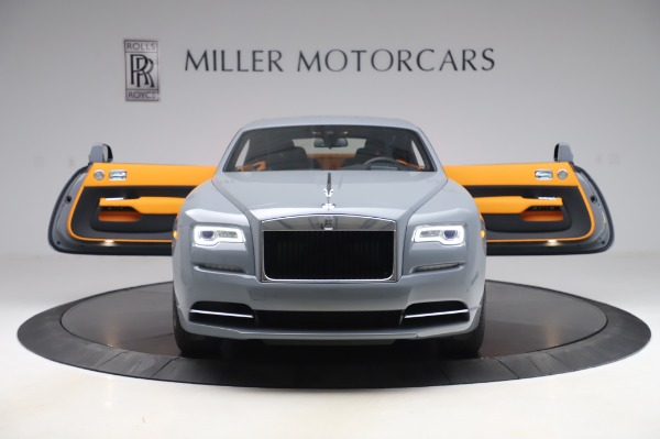 New 2020 Rolls-Royce Wraith for sale $405,625 at Rolls-Royce Motor Cars Greenwich in Greenwich CT 06830 9