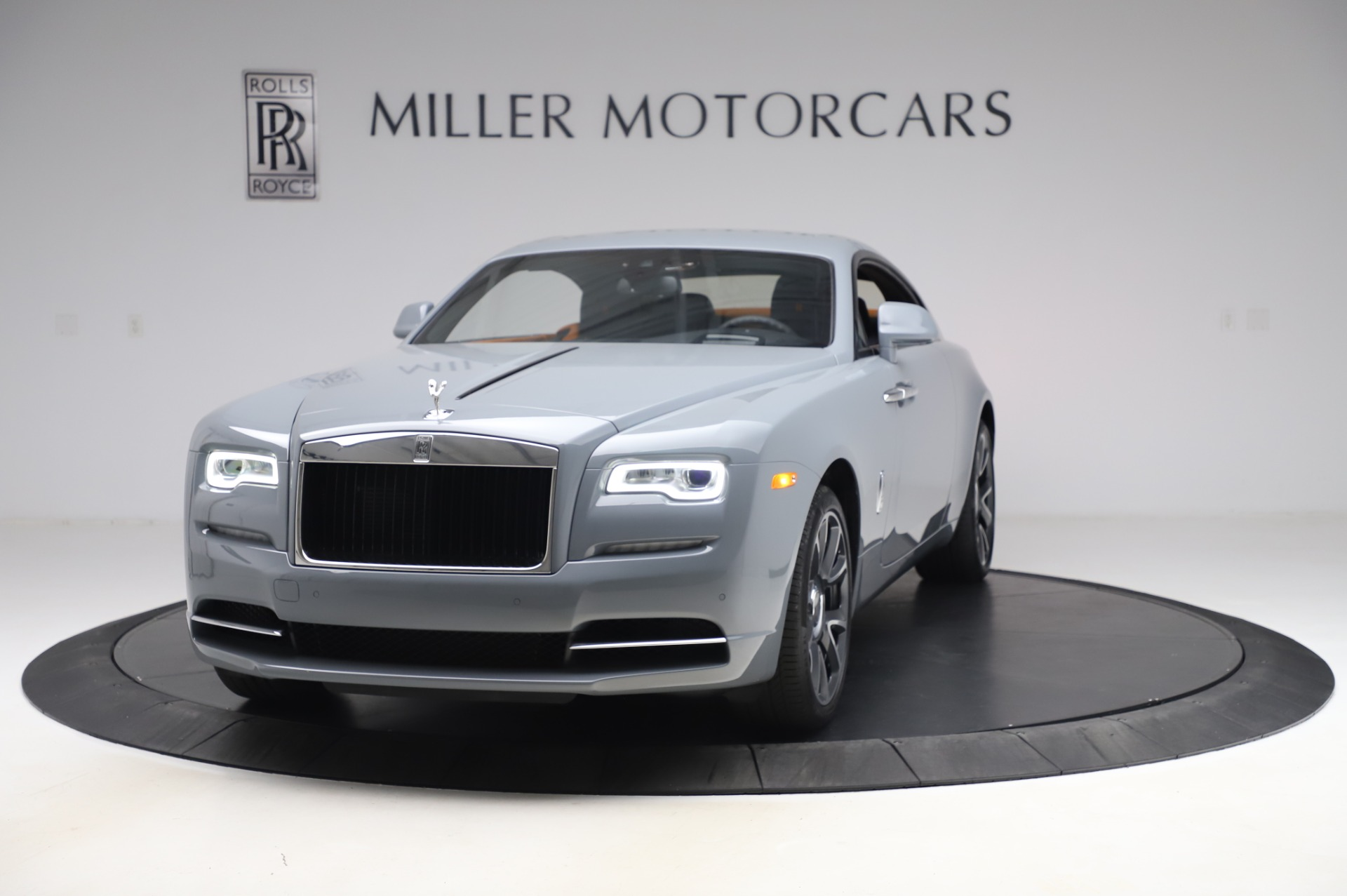 New 2020 Rolls-Royce Wraith for sale $405,625 at Rolls-Royce Motor Cars Greenwich in Greenwich CT 06830 1