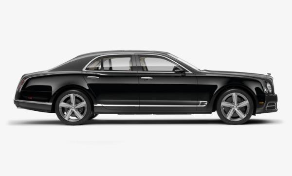 New 2020 Bentley Mulsanne Speed for sale $400,045 at Rolls-Royce Motor Cars Greenwich in Greenwich CT 06830 2