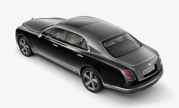 New 2020 Bentley Mulsanne Speed for sale $400,045 at Rolls-Royce Motor Cars Greenwich in Greenwich CT 06830 4