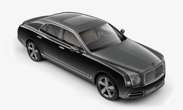 New 2020 Bentley Mulsanne Speed for sale $400,045 at Rolls-Royce Motor Cars Greenwich in Greenwich CT 06830 5
