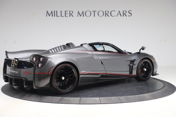 Used 2017 Pagani Huayra Roadster for sale Call for price at Rolls-Royce Motor Cars Greenwich in Greenwich CT 06830 12