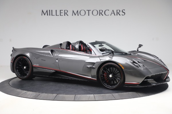 Used 2017 Pagani Huayra Roadster for sale Call for price at Rolls-Royce Motor Cars Greenwich in Greenwich CT 06830 14