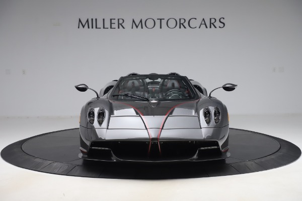 Used 2017 Pagani Huayra Roadster for sale Call for price at Rolls-Royce Motor Cars Greenwich in Greenwich CT 06830 16
