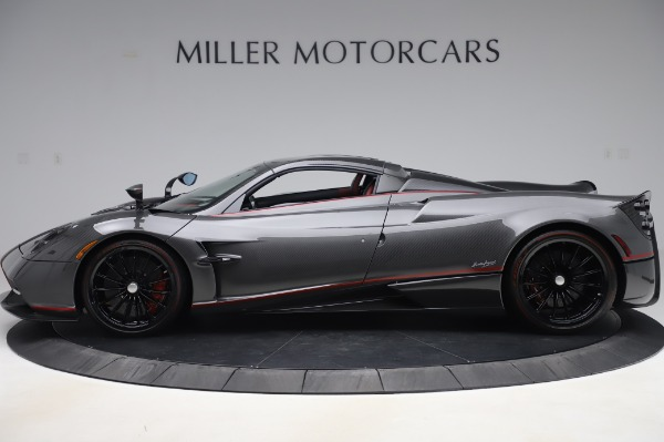 Used 2017 Pagani Huayra Roadster for sale Call for price at Rolls-Royce Motor Cars Greenwich in Greenwich CT 06830 18