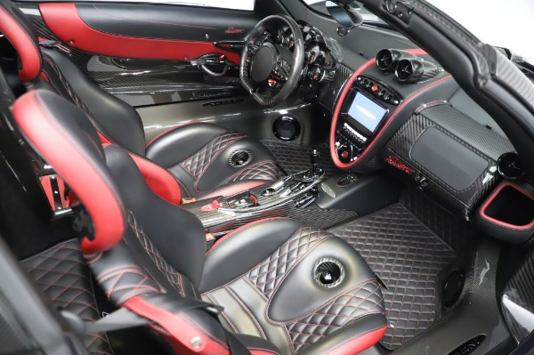Used 2017 Pagani Huayra Roadster for sale Call for price at Rolls-Royce Motor Cars Greenwich in Greenwich CT 06830 26