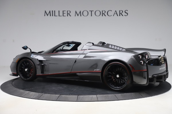 Used 2017 Pagani Huayra Roadster for sale Call for price at Rolls-Royce Motor Cars Greenwich in Greenwich CT 06830 4