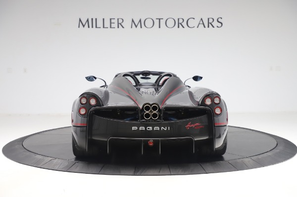 Used 2017 Pagani Huayra Roadster for sale Call for price at Rolls-Royce Motor Cars Greenwich in Greenwich CT 06830 6