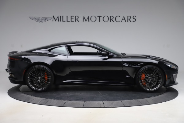New 2020 Aston Martin DBS Superleggera Coupe for sale $328,786 at Rolls-Royce Motor Cars Greenwich in Greenwich CT 06830 10