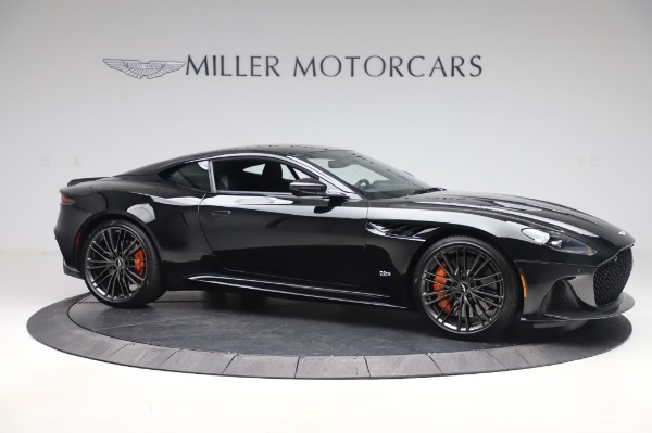 New 2020 Aston Martin DBS Superleggera Coupe for sale $328,786 at Rolls-Royce Motor Cars Greenwich in Greenwich CT 06830 11