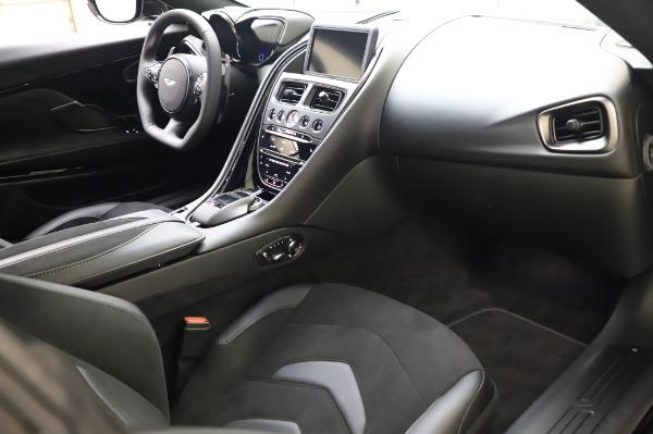 New 2020 Aston Martin DBS Superleggera for sale $328,786 at Rolls-Royce Motor Cars Greenwich in Greenwich CT 06830 17