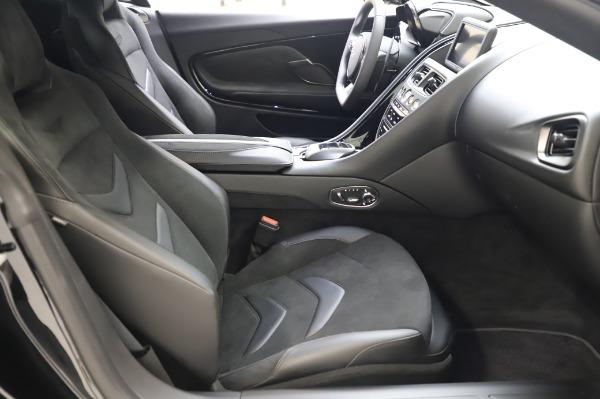 New 2020 Aston Martin DBS Superleggera for sale $328,786 at Rolls-Royce Motor Cars Greenwich in Greenwich CT 06830 18