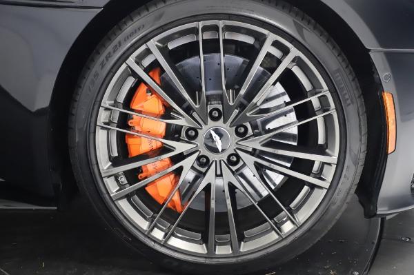 New 2020 Aston Martin DBS Superleggera for sale $328,786 at Rolls-Royce Motor Cars Greenwich in Greenwich CT 06830 22