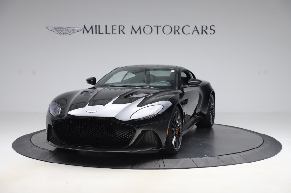 New 2020 Aston Martin DBS Superleggera Coupe for sale $328,786 at Rolls-Royce Motor Cars Greenwich in Greenwich CT 06830 3