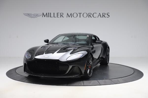 New 2020 Aston Martin DBS Superleggera for sale $328,786 at Rolls-Royce Motor Cars Greenwich in Greenwich CT 06830 3