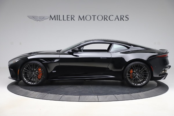 New 2020 Aston Martin DBS Superleggera Coupe for sale $328,786 at Rolls-Royce Motor Cars Greenwich in Greenwich CT 06830 4