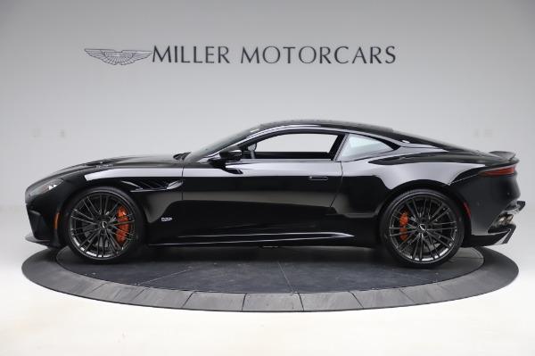 New 2020 Aston Martin DBS Superleggera for sale $328,786 at Rolls-Royce Motor Cars Greenwich in Greenwich CT 06830 4