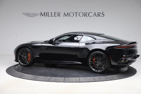 New 2020 Aston Martin DBS Superleggera for sale $328,786 at Rolls-Royce Motor Cars Greenwich in Greenwich CT 06830 5