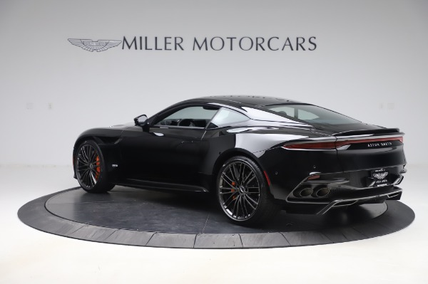 New 2020 Aston Martin DBS Superleggera for sale $328,786 at Rolls-Royce Motor Cars Greenwich in Greenwich CT 06830 6