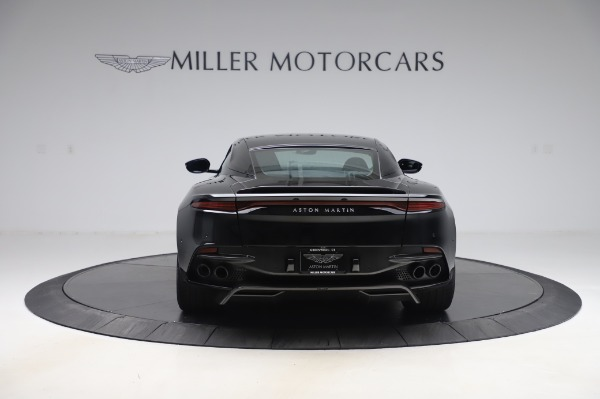 New 2020 Aston Martin DBS Superleggera Coupe for sale $328,786 at Rolls-Royce Motor Cars Greenwich in Greenwich CT 06830 7