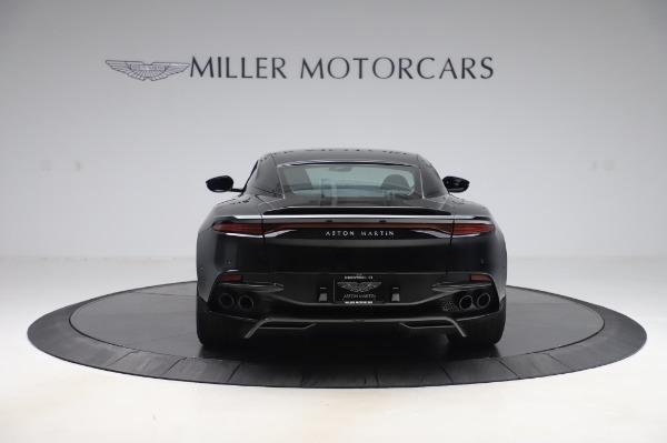 New 2020 Aston Martin DBS Superleggera for sale $328,786 at Rolls-Royce Motor Cars Greenwich in Greenwich CT 06830 7