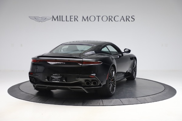 New 2020 Aston Martin DBS Superleggera Coupe for sale $328,786 at Rolls-Royce Motor Cars Greenwich in Greenwich CT 06830 8