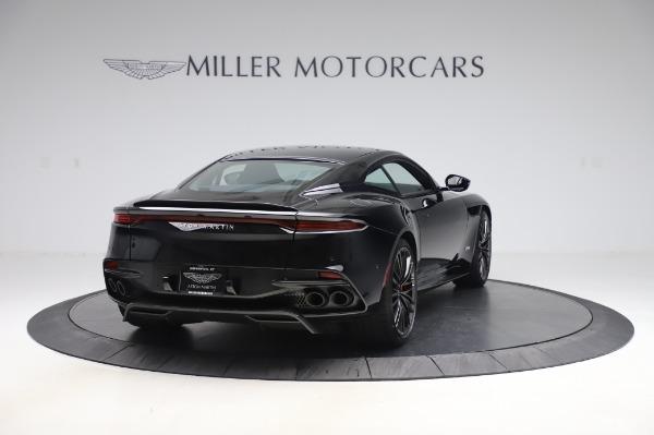 New 2020 Aston Martin DBS Superleggera for sale $328,786 at Rolls-Royce Motor Cars Greenwich in Greenwich CT 06830 8
