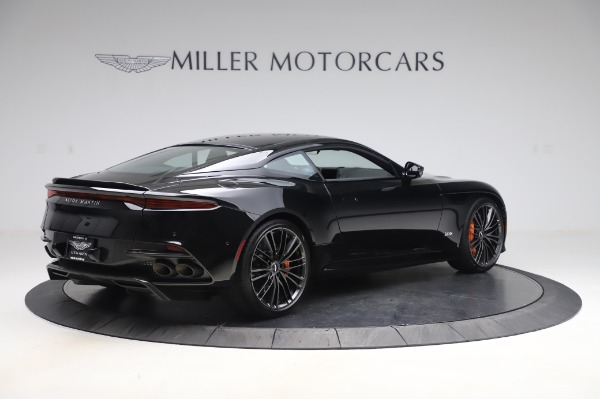New 2020 Aston Martin DBS Superleggera for sale $328,786 at Rolls-Royce Motor Cars Greenwich in Greenwich CT 06830 9