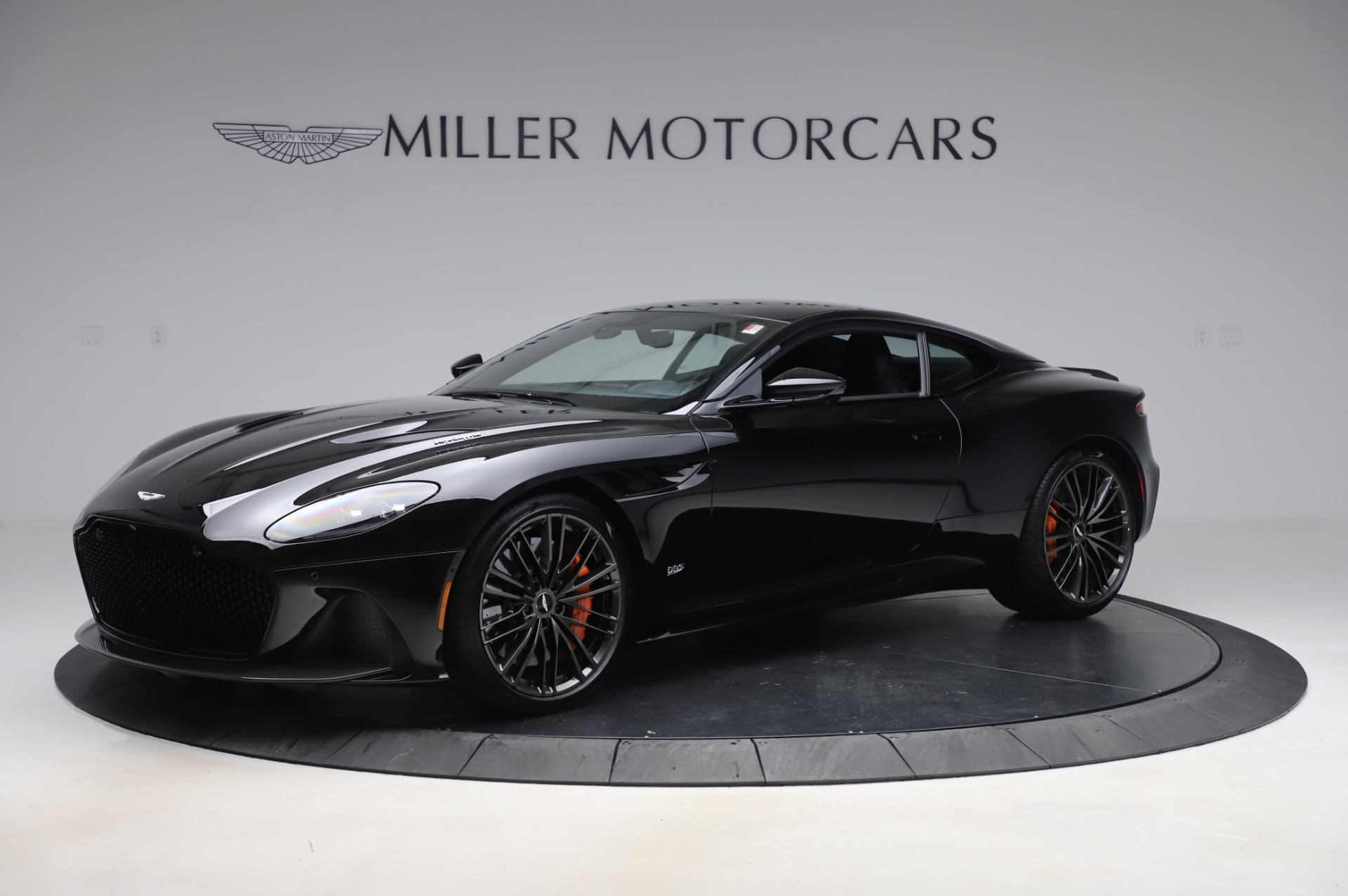 New 2020 Aston Martin DBS Superleggera Coupe for sale $328,786 at Rolls-Royce Motor Cars Greenwich in Greenwich CT 06830 1