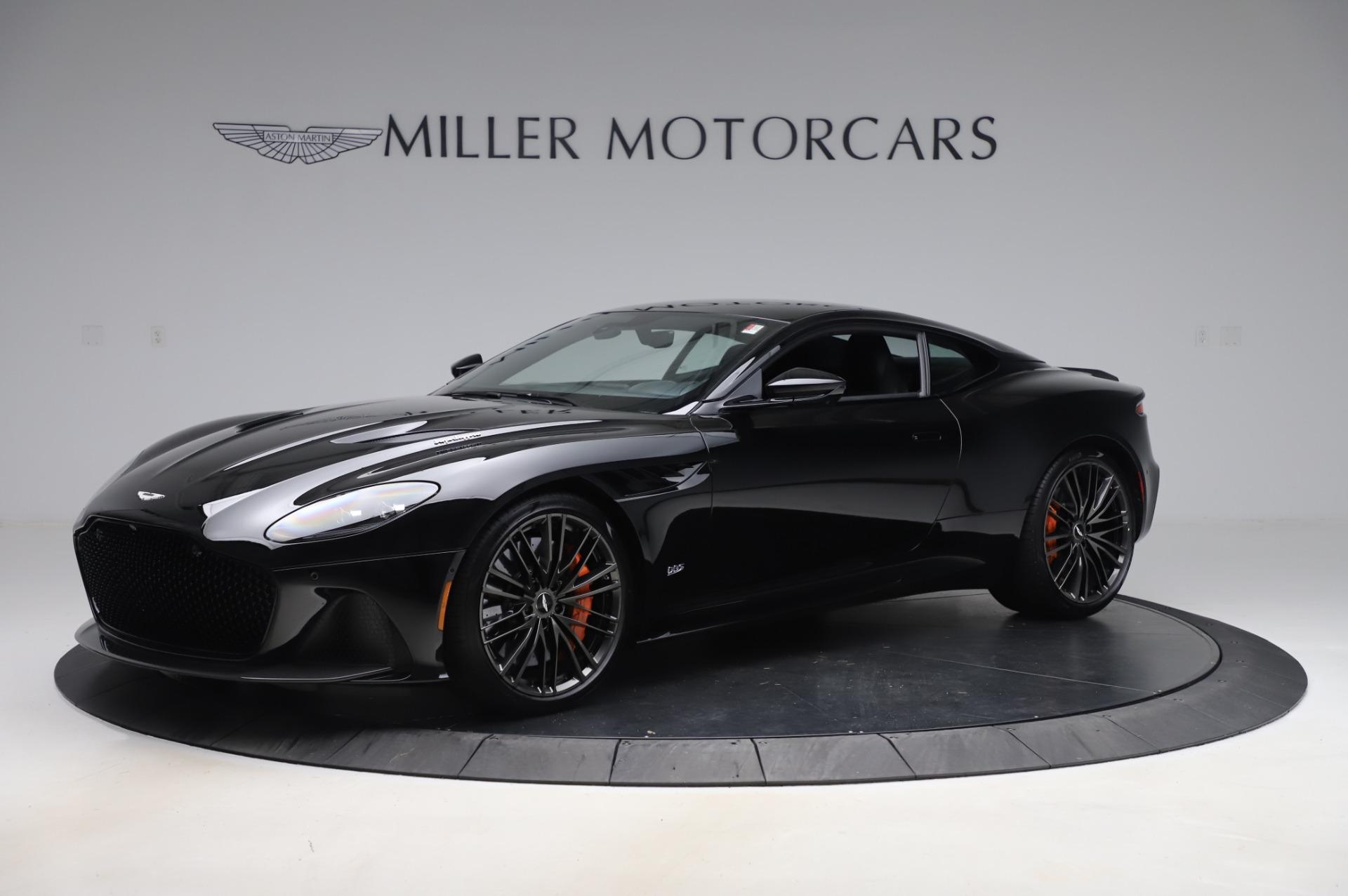 New 2020 Aston Martin DBS Superleggera for sale $328,786 at Rolls-Royce Motor Cars Greenwich in Greenwich CT 06830 1
