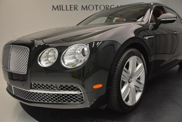 Used 2016 Bentley Flying Spur W12 for sale Sold at Rolls-Royce Motor Cars Greenwich in Greenwich CT 06830 22