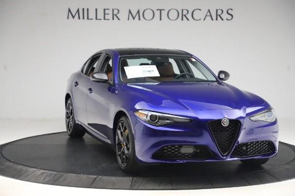 New 2020 Alfa Romeo Giulia Q4 for sale Sold at Rolls-Royce Motor Cars Greenwich in Greenwich CT 06830 11